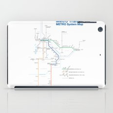 Twin Cities METRO System Map iPad Case