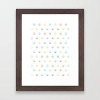 groundsignal-1 Framed Art Print