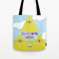Watch The Tomb Tote Bag