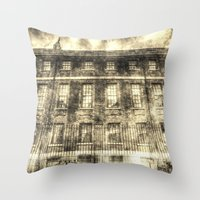 The Chapter House London… Throw Pillow