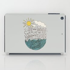 Emerson: Live in the Sunshine iPad Case