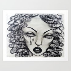 I See Heaven in Your Eyes Art Print