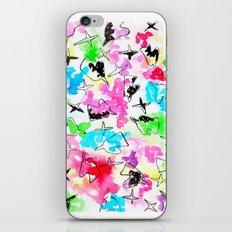 Unicorn Print iPhone & iPod Skin