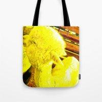 Amarillo Animal Tote Bag