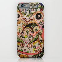 iPhone & iPod Case featuring Doozy by Dan Feit