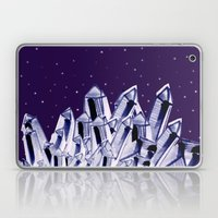 dark crystal night. Laptop & iPad Skin