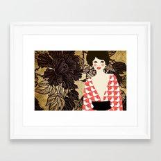 Camille Framed Art Print
