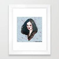 Jessica Jones Framed Art Print