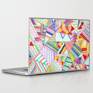 Laptop & iPad Skin featuring CIRCUS -C A N D Y- POP by Vasare Nar