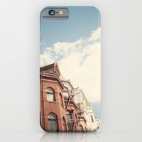 iPhone & iPod Case featuring Georgetown by CMcDonald