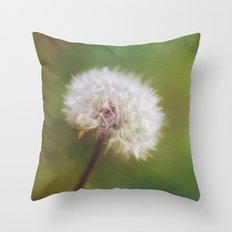 Beauty Beneath It Throw Pillow