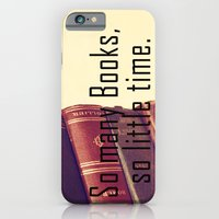 So many Books iPhone 6 Slim Case
