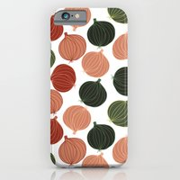 iPhone & iPod Case featuring know your onions by kociara