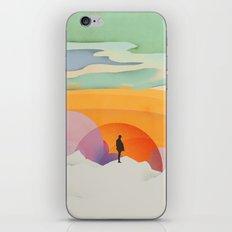 I Like To Watch The Sun … iPhone & iPod Skin