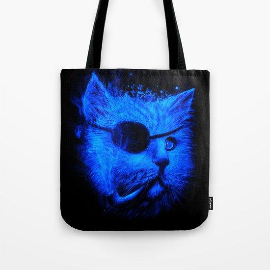 Irie Eye Blue Tote Bag