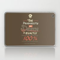 Morbid Reality #01 Laptop & iPad Skin