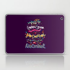 No Control Laptop & iPad Skin