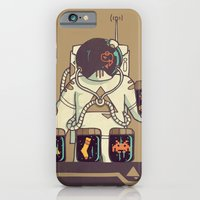 iPhone & iPod Case featuring Kleptonaut by Hector Mansilla