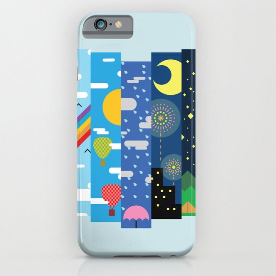 Skies iPhone & iPod Case