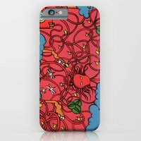 iPhone & iPod Case featuring Fruits of Life by sudarshana
