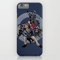 The WHOs iPhone 6 Slim Case
