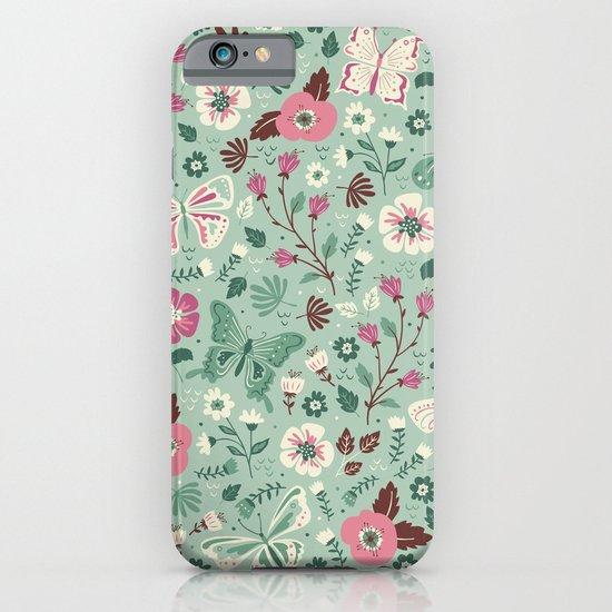 Garden Butterflies  iPhone & iPod Case