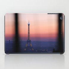 Eiffel Tour. Paris. Love. iPad Case