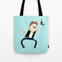 Space Adventure! ; San Holo Tote Bag