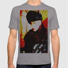 Cotton Club The Ice Queen Mens Fitted Tee Athletic Grey SMALL