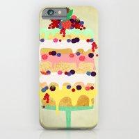 Fairy Cake iPhone 6 Slim Case