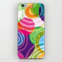 Circle-licious Sweetie iPhone & iPod Skin