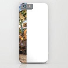 The Apple Market Covent Garden London Slim Case iPhone 6s