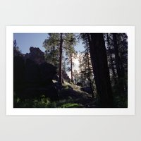 East Oregon Art Print
