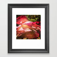 Bell Framed Art Print