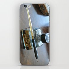 Write me a letter iPhone & iPod Skin