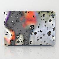 Pearly Dew Drops Drop iPad Case