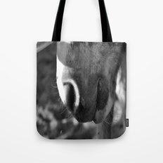 Fuzzy muzzle Tote Bag