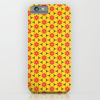 iPhone & iPod Case featuring Vandenbosch Yellow by Stoflab