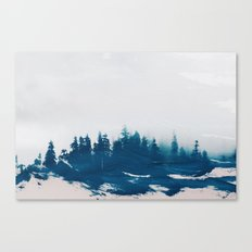 Hollowing souls Canvas Print