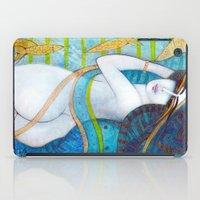 BLUE DREAMS iPad Case