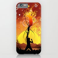 iPhone & iPod Case featuring Set Free by eddidit