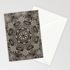 Spiritual Mantra Stationery Cards