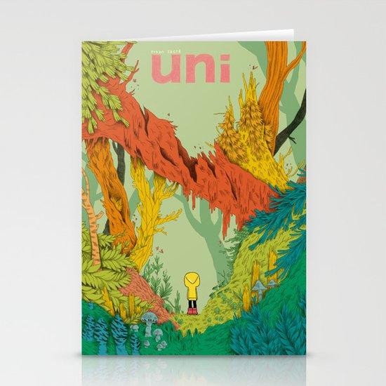 uni Stationery Card