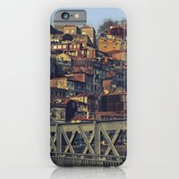 Porto From The Bridge. iPhone 6 Slim Case