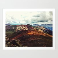 On Top Art Print