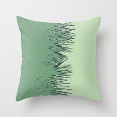 Cuban Palm Throw Pillow