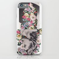 iPhone & iPod Case featuring Floral Dreams by mattdunne