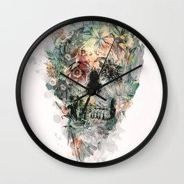 Wall Clock - Momento Mori XIII - RIZA PEKER
