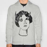 1922 Lila Lee portrait Hoody