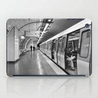 Paris, métro iPad Case